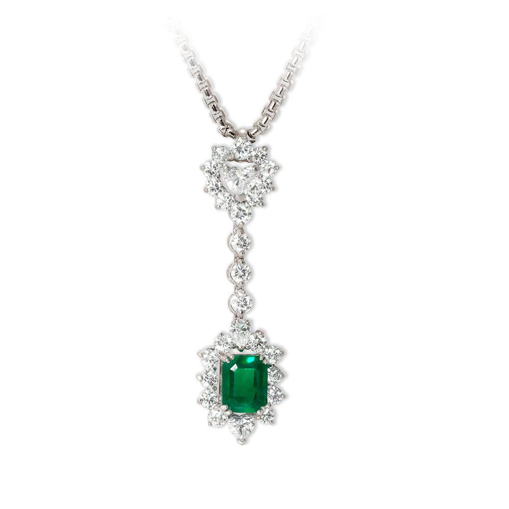 alta-joyeria-karch-collar-dije-esmeralda-con-diamantes