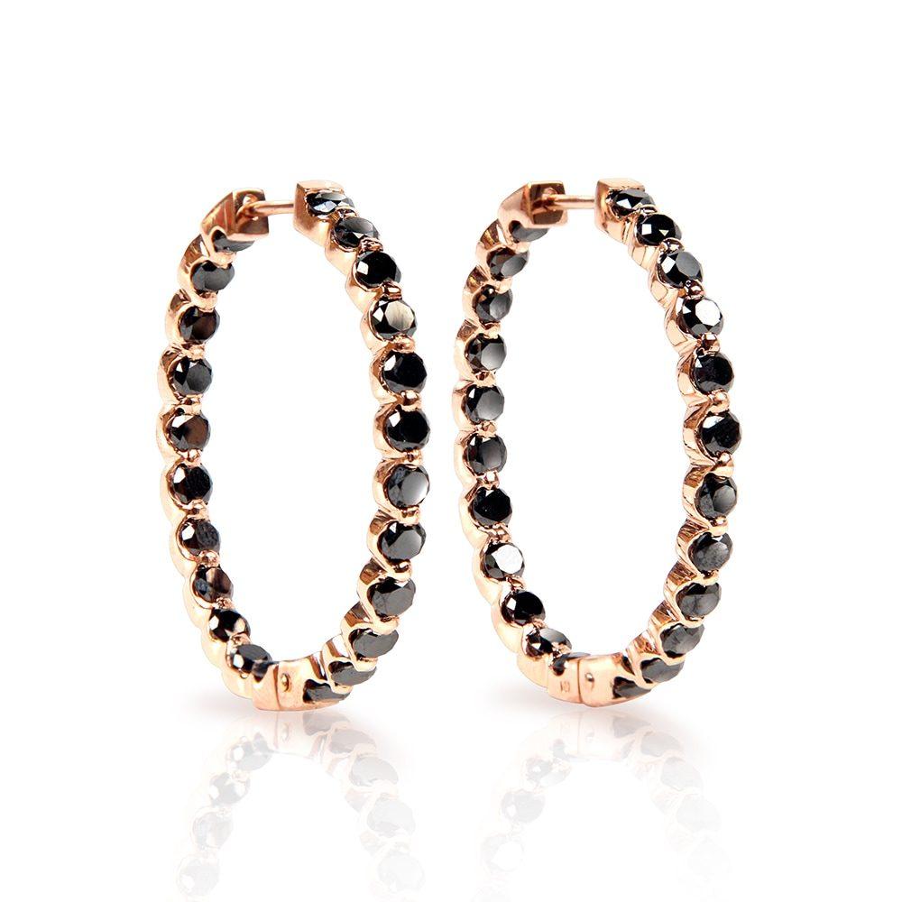 joyeria-karch-aretes-arracadas-oro-rosa-diamante-negro